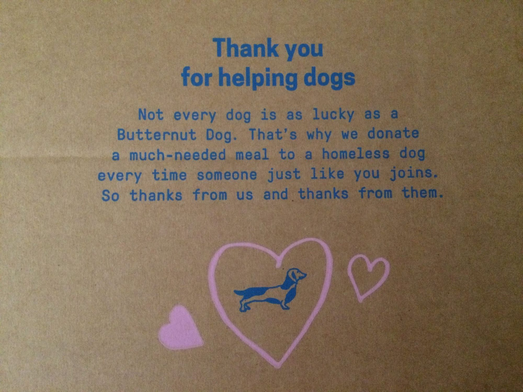 The Canine Team Reviewed Butternut Box