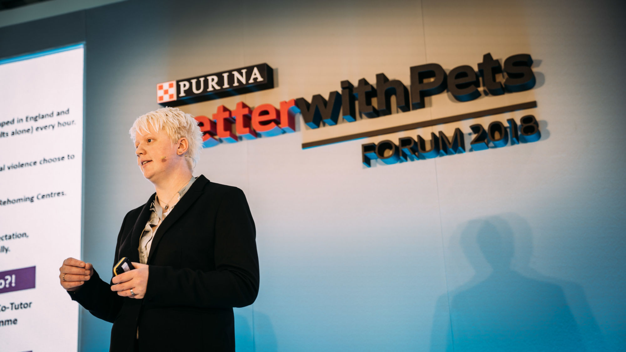 Team Canine Perspective At The Purina BetterWithPets Forum 2018