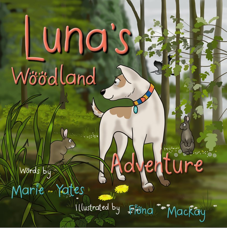 Book Resilience Luna's Woodland Adventure